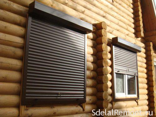 Как защитить окна от проникнов