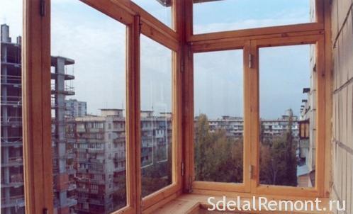 Остекление и утепление балконов и лоджий
